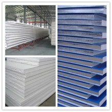 2014-2015 hot sale EPS sandwich wall panel for office building fast install and fast delivery in whole sale