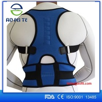 2016 Aofeite Elastic Band lumbar Support, Waist Support Belt, Back Support with custom logo