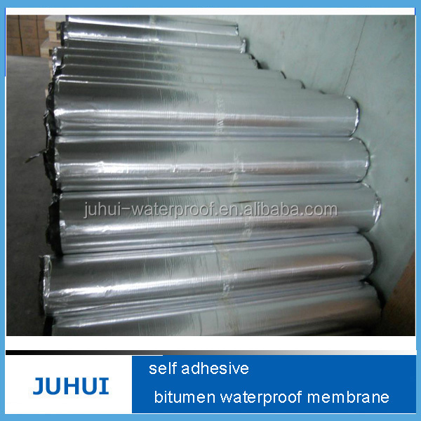 aluminum waterproofing <strong>membrane</strong>/self-adhesive