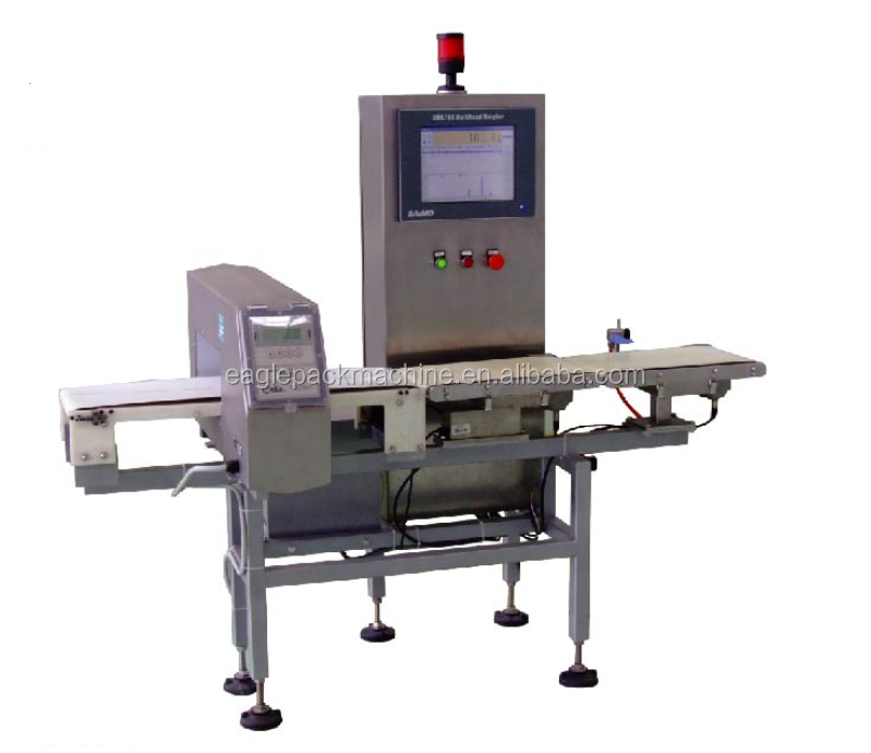 5-50kg packing machine in motion checkweigher and belt weighers