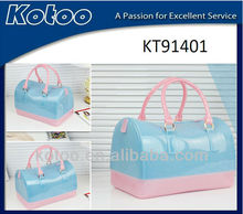 2014 latest design spring summer silicone bags for women handbag