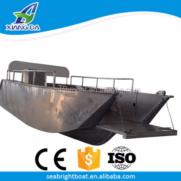 Landing craft aluminum saltwater fishing boats for sale