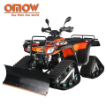 300cc Rubber Crawler Tracked Snowmobile
