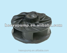 Quality Rubber Impeller Spare Parts for 3 inch Slurry Pump