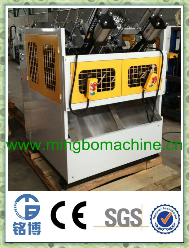 2015 automatic disposable paper plate forming machine (MB-400)