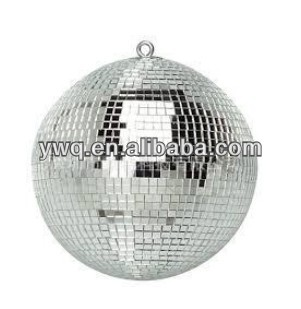 2014 Wholesale mirror ball rotating mirror ball 20 inch mirror ball