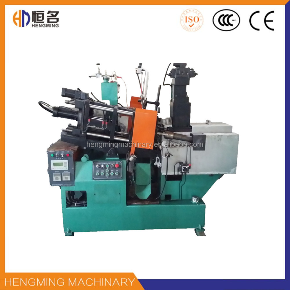 CE certificate hot chamber zinc alloy horizontal die casting machine