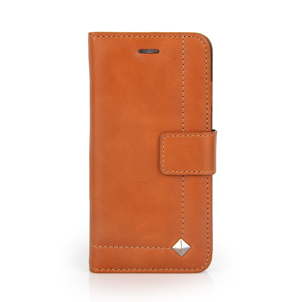 "4.7"" Genuine leather phone wallet case for iphone 6 case"
