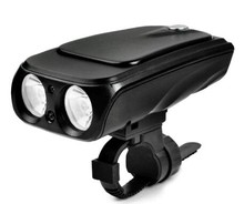 SG-BU20 factory hot sale 1000lm mini usb front bike light make in China