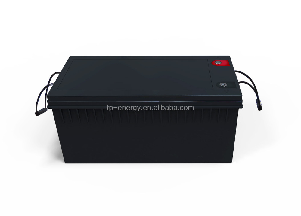 High quality 12V 300Ah LiFePO4 battery for energy storage