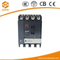 Safety Breaker/Electric Breaker MCCB NSX series/MCCB circuit breaker 400A