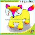 GM5968 SiBo Fox kids animal ride on toys cheap china factory toys