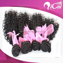 unprocessed wholesale virgin malaysian hair 6a grade deep curly hair weave for black women