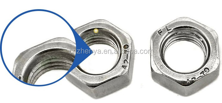Large Nuts And Bolts : Large nuts and bolts stainless steel hex nut carbon