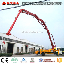 Hot sale all kinds of pump with low concrete pump price,china famous brand concrete pump truck with diesel engine