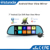Android security car rear view camera system mirror monitor germid radar driving recorder 1080p night vision camera dvr dash cam