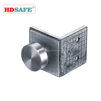 High quality stainless steel cheap hinges for glass doors SA8500L-1