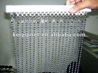 Indian metal bead curtains