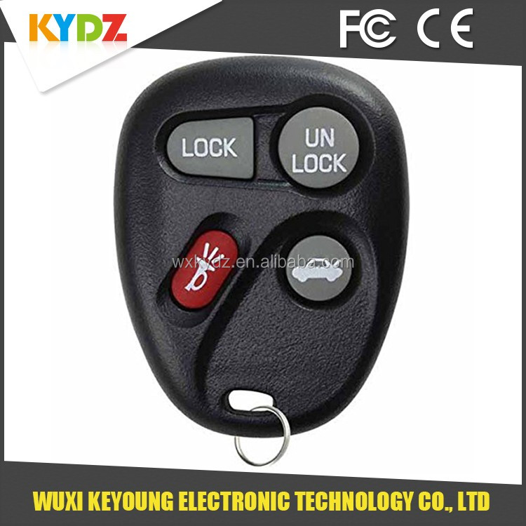 Best price reprogram car key remote 1997-2000 ABO0204T 10246215 for Buick