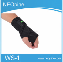 Factory directly wrist / hand brace orthopedic pain relief wrist band basketball wrist support