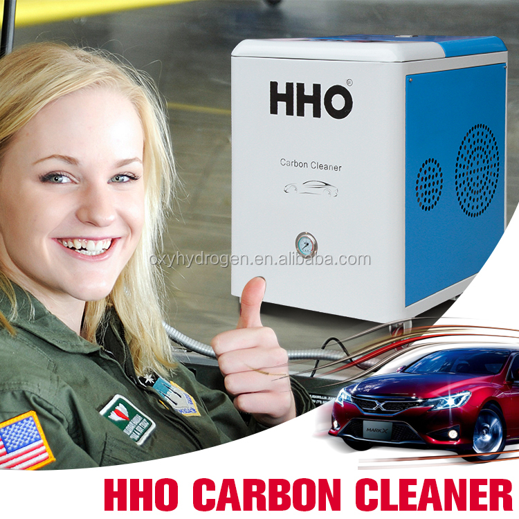 2016 Auto engine carbon cleaner for car care center