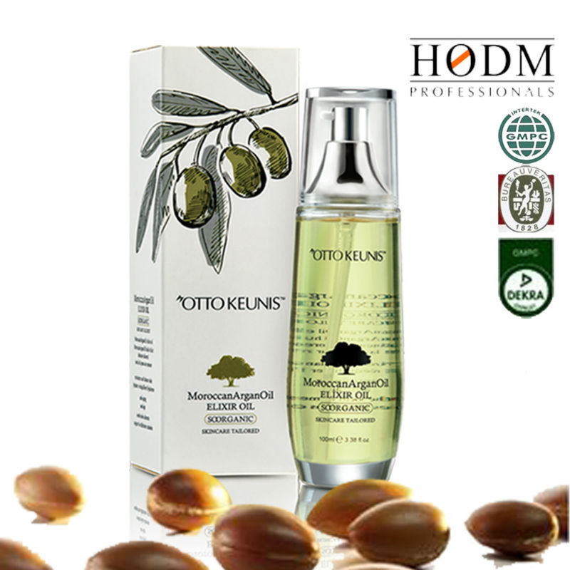 Beauty Products Manufacturer Korea Skin Care Product Moisturizing Argan Oil Fresh