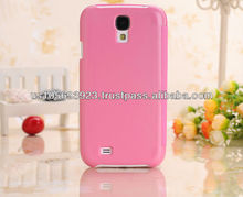Fashion Slim Leather Case Cover For Sumsung Galaxy S4 /I9500 Paypal accepted