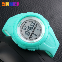 SKMEI Hot selling fashion water resistant sports dive women watches 1025