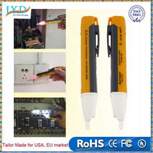 Electric Socket Wall AC Power Outlet Voltage Detector Sensor Tester Pen LED Light Voltage Alert Pen indicator 90-1000V