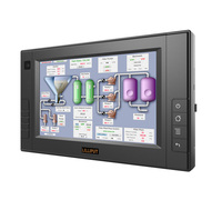 "LILLIPUT 7"" industrial PC with OS Win CE/Android/Linux, comply with IP64!"