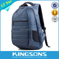 low price double shoulder brand laptop backpackwith Adjustable straps and multiple pocket options for Laptops upto 15.6