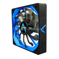 Alseye CA5 big cpu cooler 120mm fan with 1800 RPM,5.4 watt Max ,over 40000H life expectance for computer case