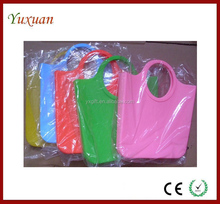 classic womens silicone candy color tote shopping bags