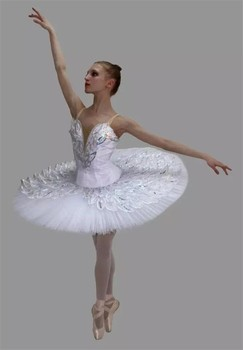 2017 New white professional adult tutu ,adult ballet tutu costumes Adult ballet-080