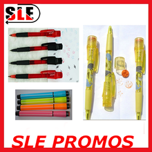 Hot selling stamp pen ball pen multifuctional ballpoint pen