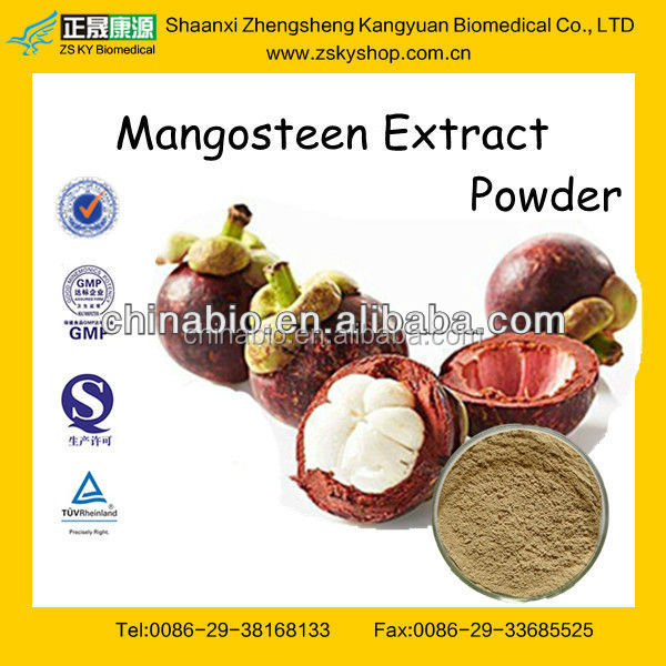 GMP Manufacturer Supply Mangosteen Rind Extract