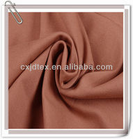 Polyester plain dyeing taffeta curtain fabric in Changxing factory