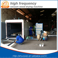 High Efficiency and Frequency Wood Drying kiln/wood drying equipment/timber dryer