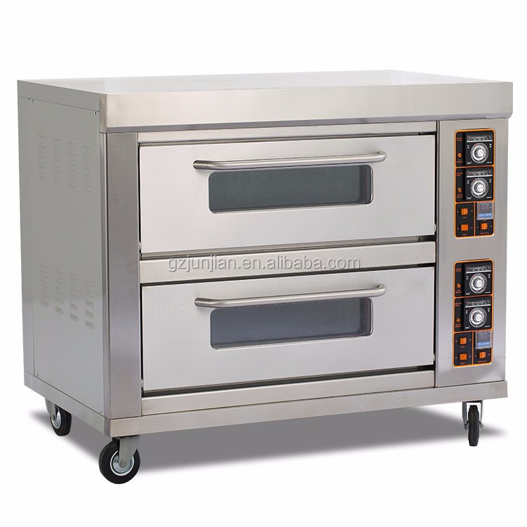two deck four pan oven professional?bread baking supplies