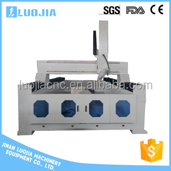 Carpentry CNC woodworking carving milling machine/4 axis CNC Router machine