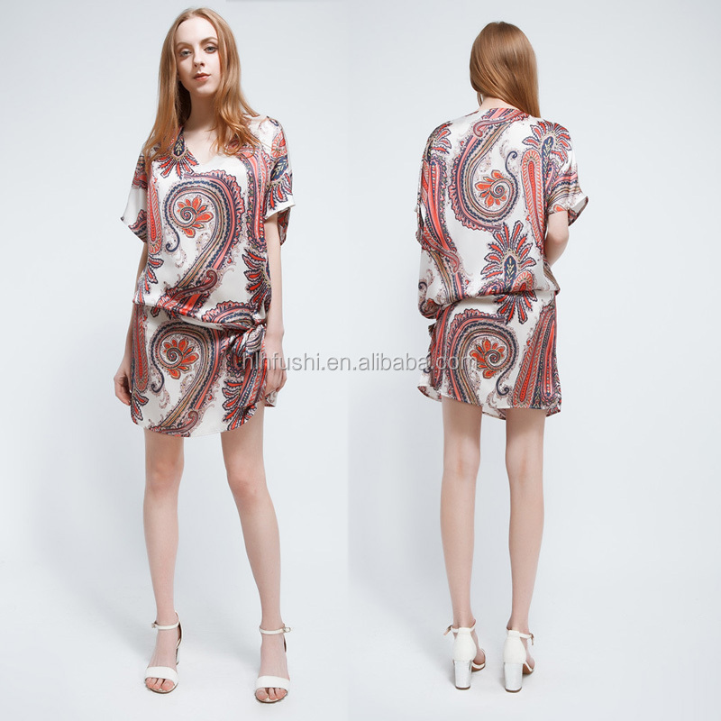 latest women Long Sleeve Nice Cocktail mini High Quality Dress