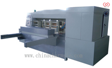 GIGA LX 408 New China Cardboard Box Machine Flexo Printer Rotary Slotter Die Cutter Machine