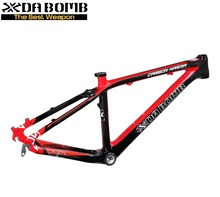 Da Bomb Taiwan Carbon Fiber Bicycle Frame Bicycles Parts with Customized Color