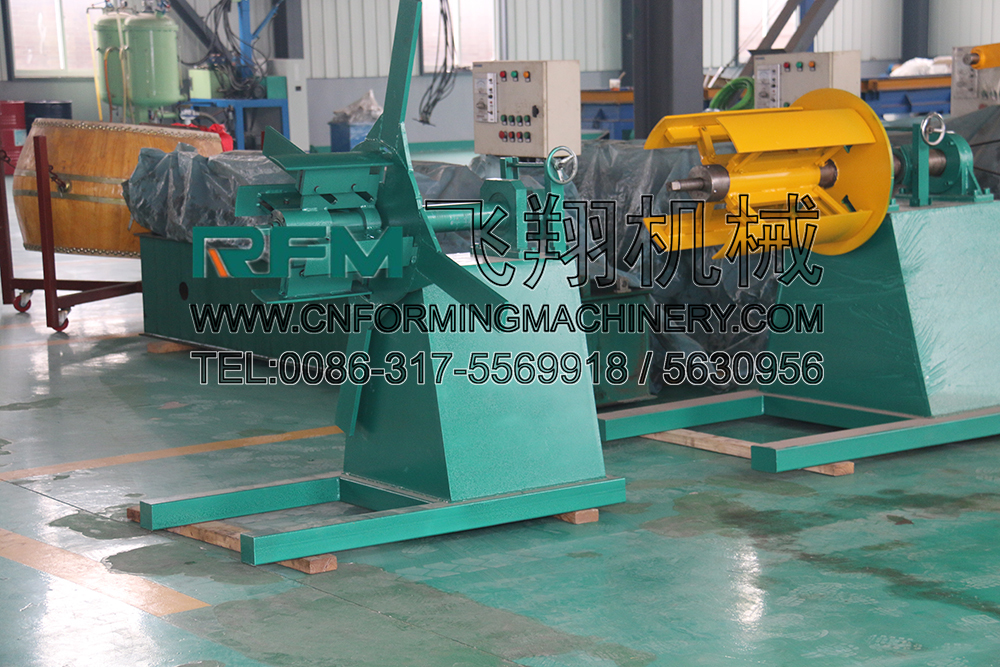FX steel structure floor decking building material roll forming machinery