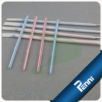 Food Grade PP Paper Wrapped Flexible Drinking Straw
