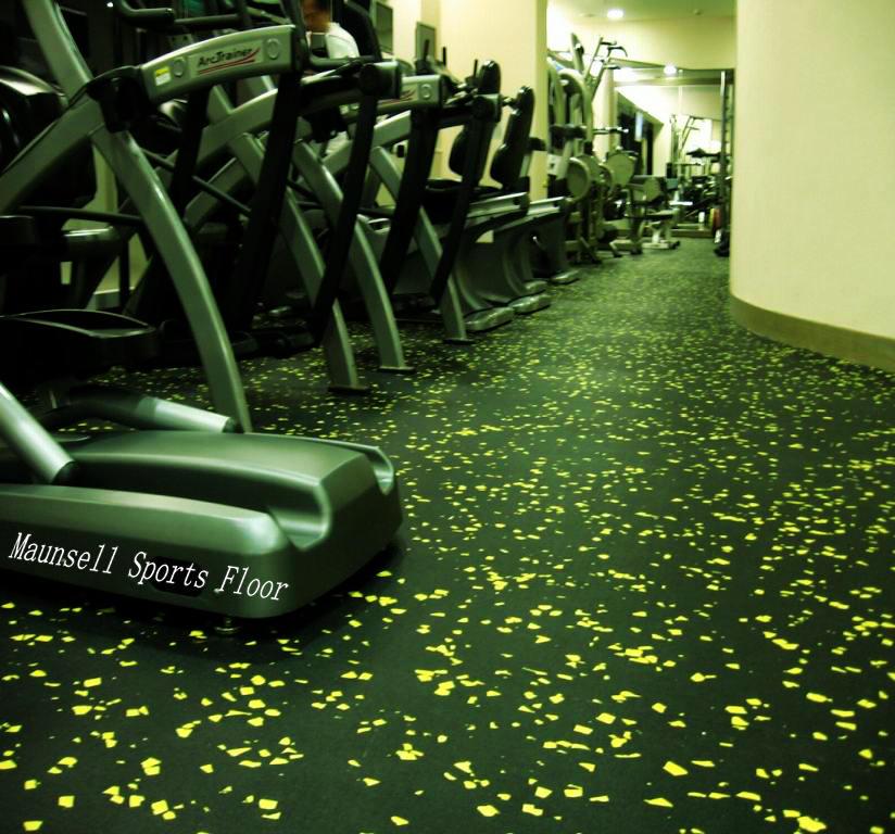 Calidad superior suelo de goma gimnasio en china para - Suelos de goma para gimnasios ...