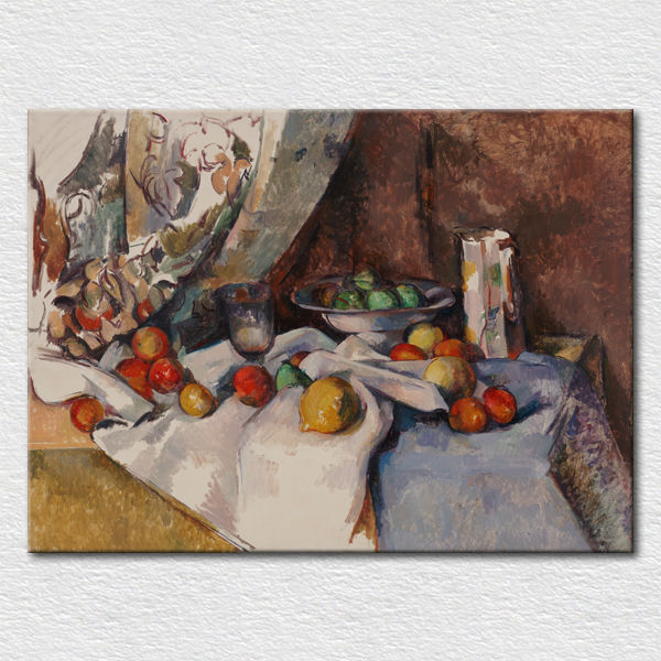 Canvas printed famous <strong>art</strong> classic still Life Paintings of Kitchen