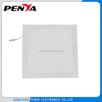 different quality of 300x300 20w led round ceiling panel lighting