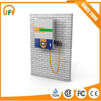 Promotional JFY CSW series 30KW wall-mounted EV charger station