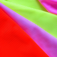 100%polyester knitted mesh fabric for sports shoes,linging,work colth